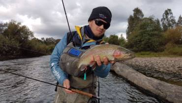 Nymphing Master Class with Tom Jarman